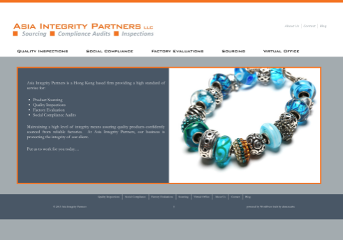 Asia Integrity Partners