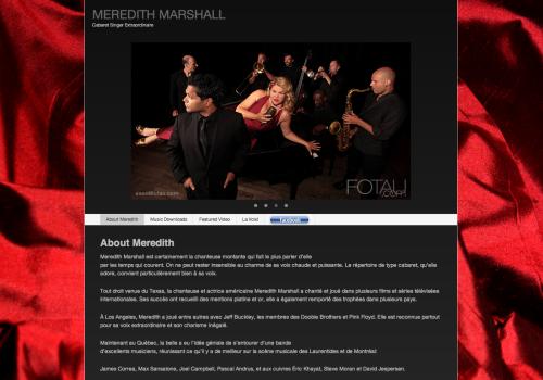 Meredith Marshall